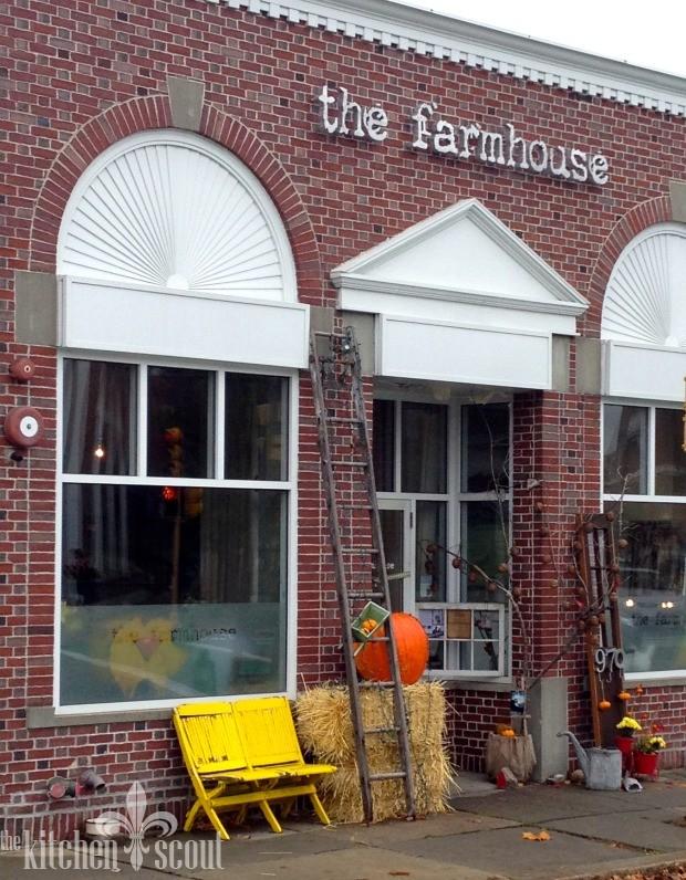 The Farmhouse The Kitchen Scout - Farm table needham